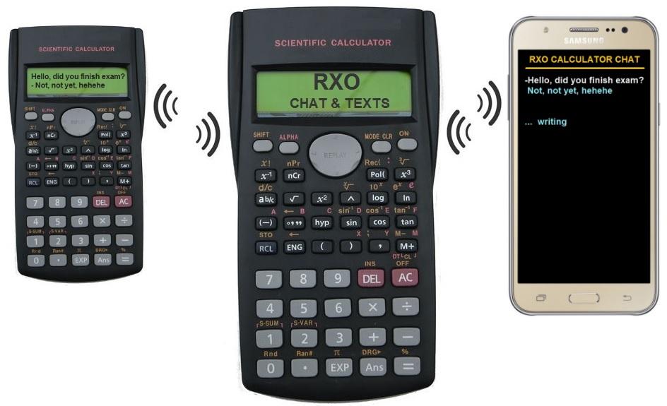 Calculadora Chuleta RXO